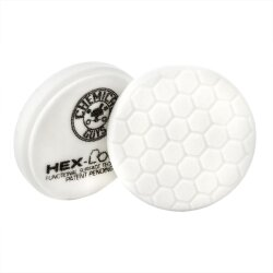 Chemical Guys Hex Logic Finishing-Pad Polierpad - Weiss...